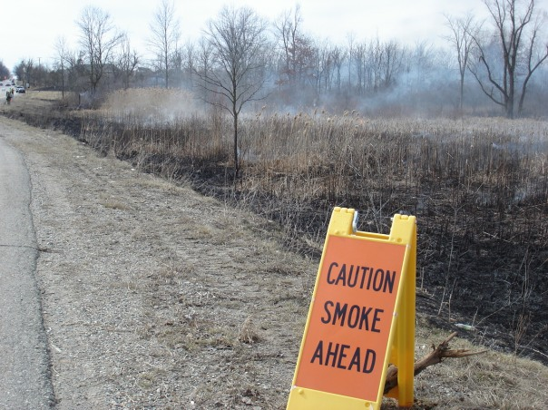 Safety is our number one concern when conducting prescribed burns.