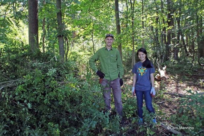 Ben and Katherine at BC
