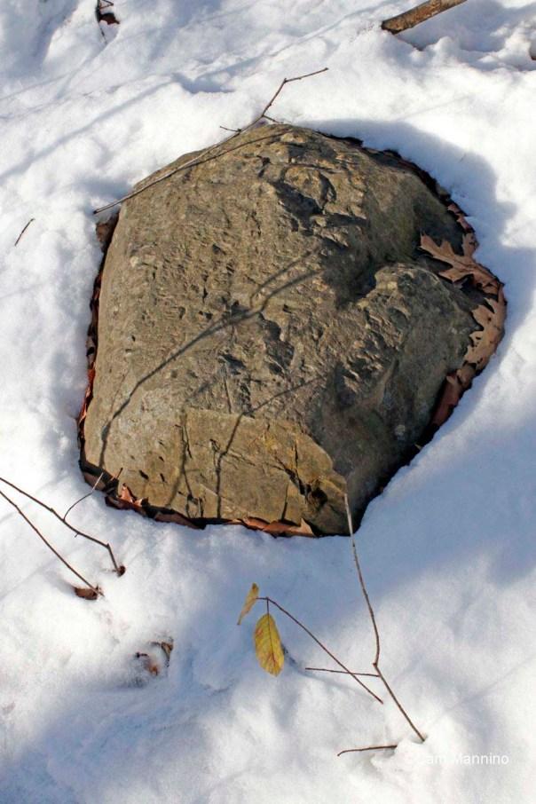 Mitten stone