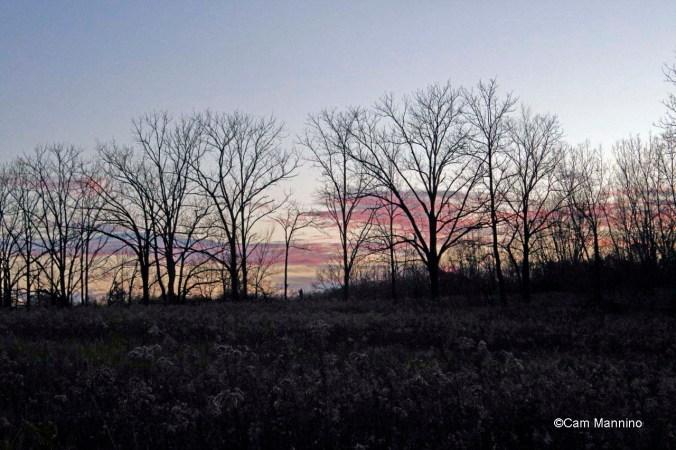 Sunset at Bear Creek