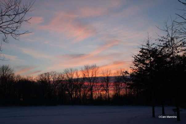 Sunset at BC