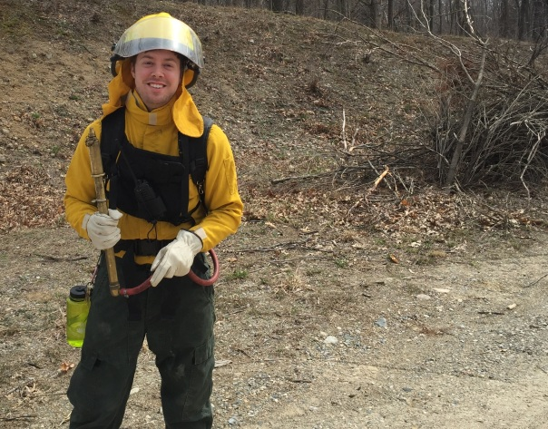 This could be you! Trained and ready to help restore our natural areas with prescribed fire.