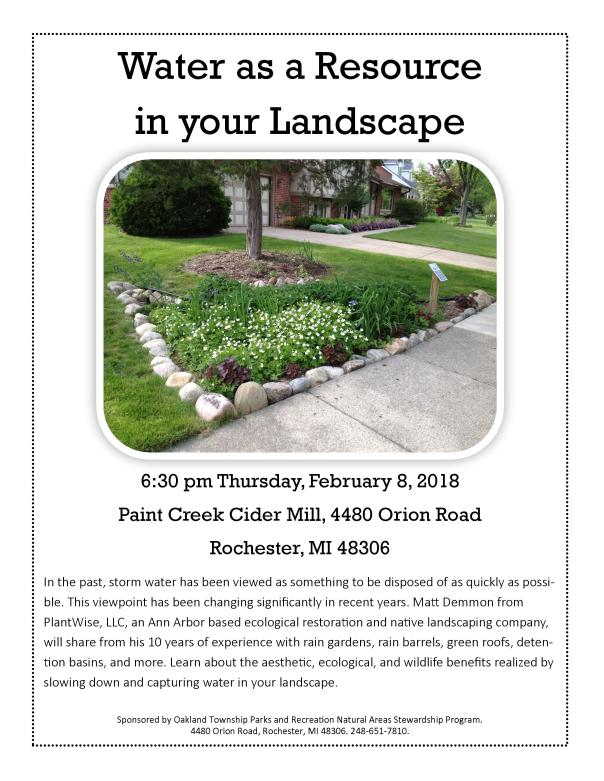 RainGarden_Presentation2018_Flyer