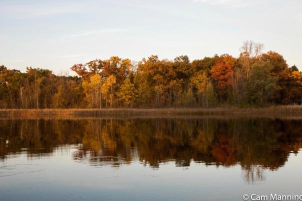 Sunset Draper Lake