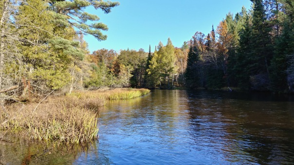 Ausable River by Jeremy Geist