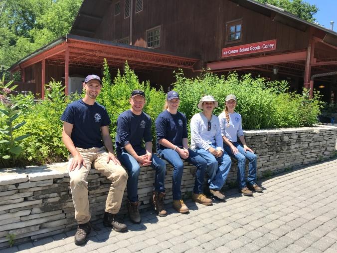 2018 Stewardship Crew